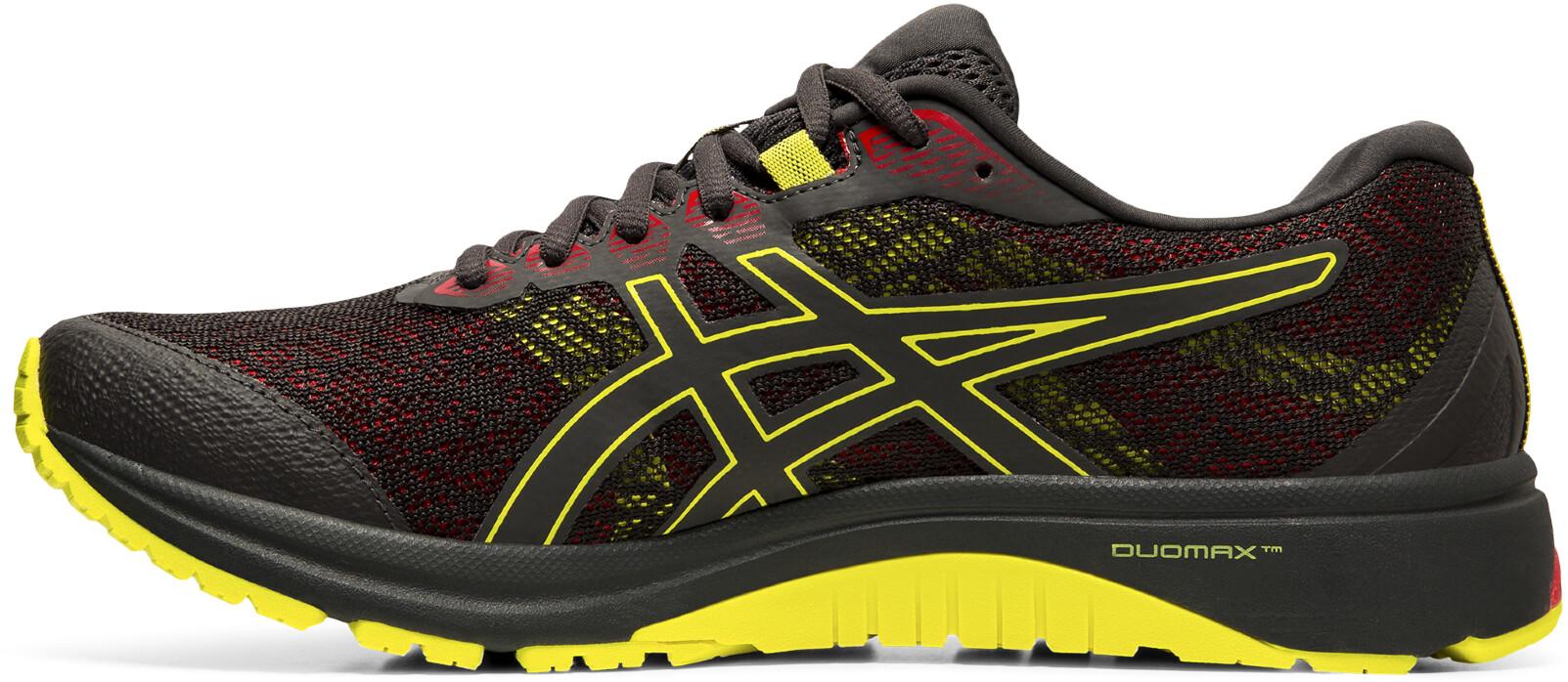 asics GT 1000 8 G TX Chaussures Homme, graphite greysour yuzu